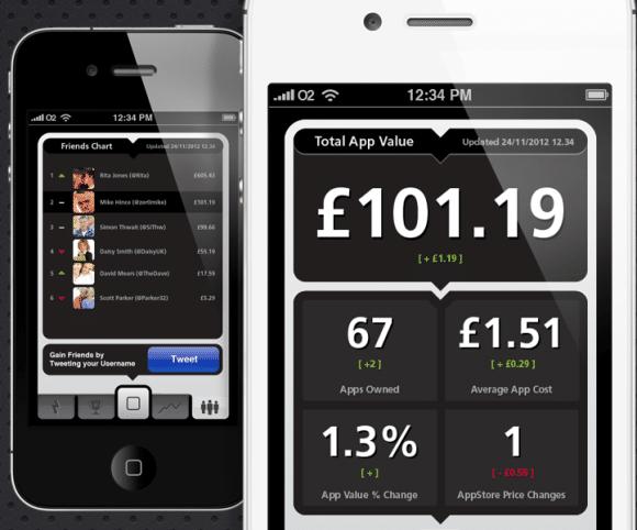 App Comare Concept UI / UX App Design for iOS, Created by Mike Hince, UI/UX Designer Solihull, Birmingham, West Midlands