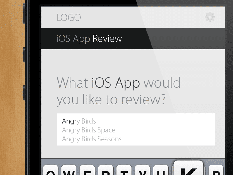 Review UI / UX App Design for iOS & Android, Created by Mike Hince, UI/UX Designer Solihull, Birmingham, West Midlands