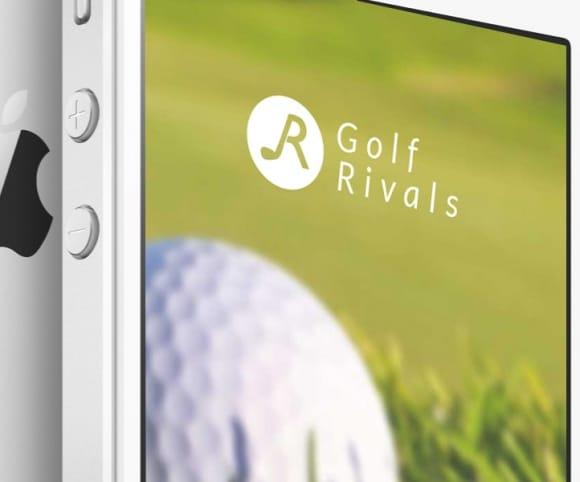 Golf UI UX App iOS