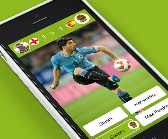 quizcup iOS ui ux