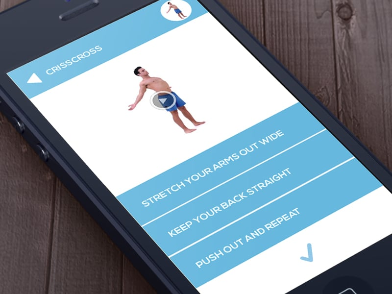 Tri Fit UI / UX App Design for iOS & Android, Created by Mike Hince, UI/UX Designer Solihull, Birmingham, West Midlands