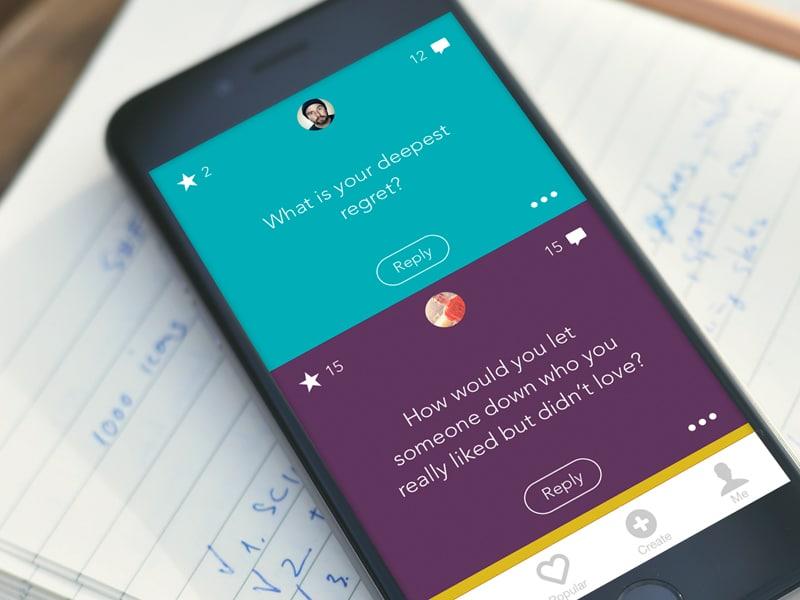 Wrytr App Design