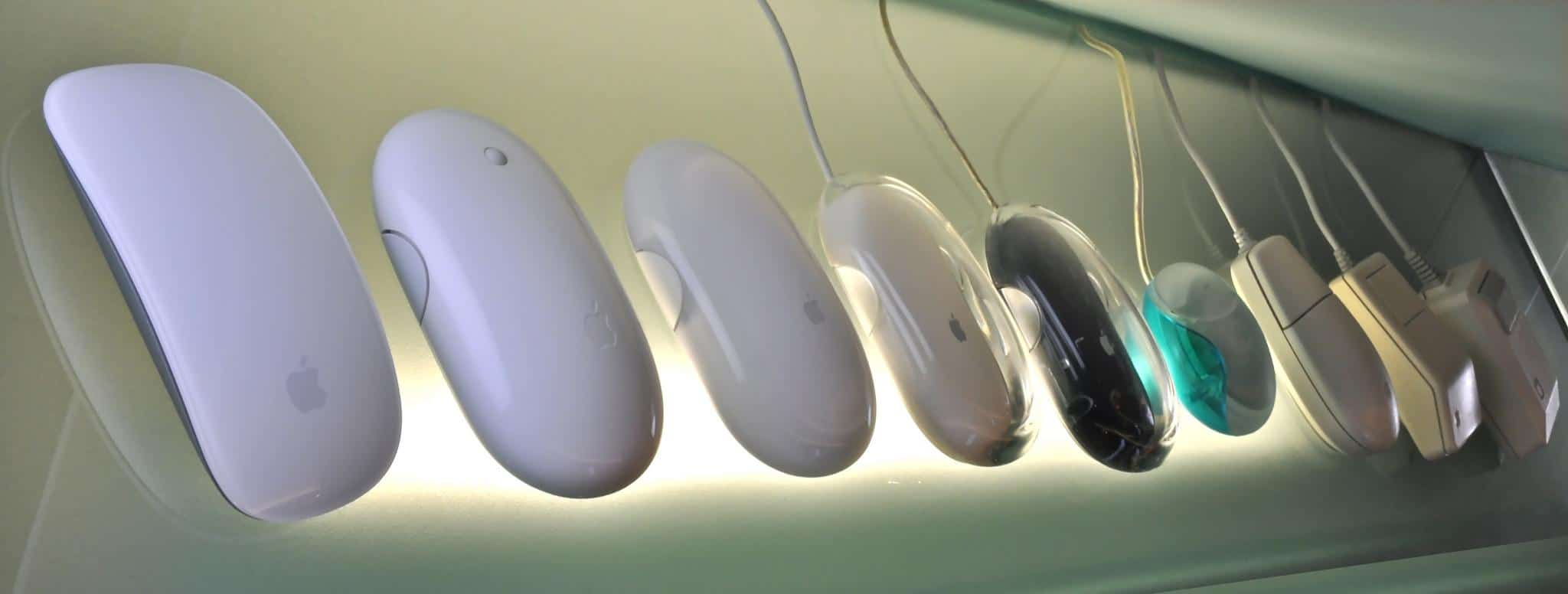 Why startups make the best clients - apple mouse design