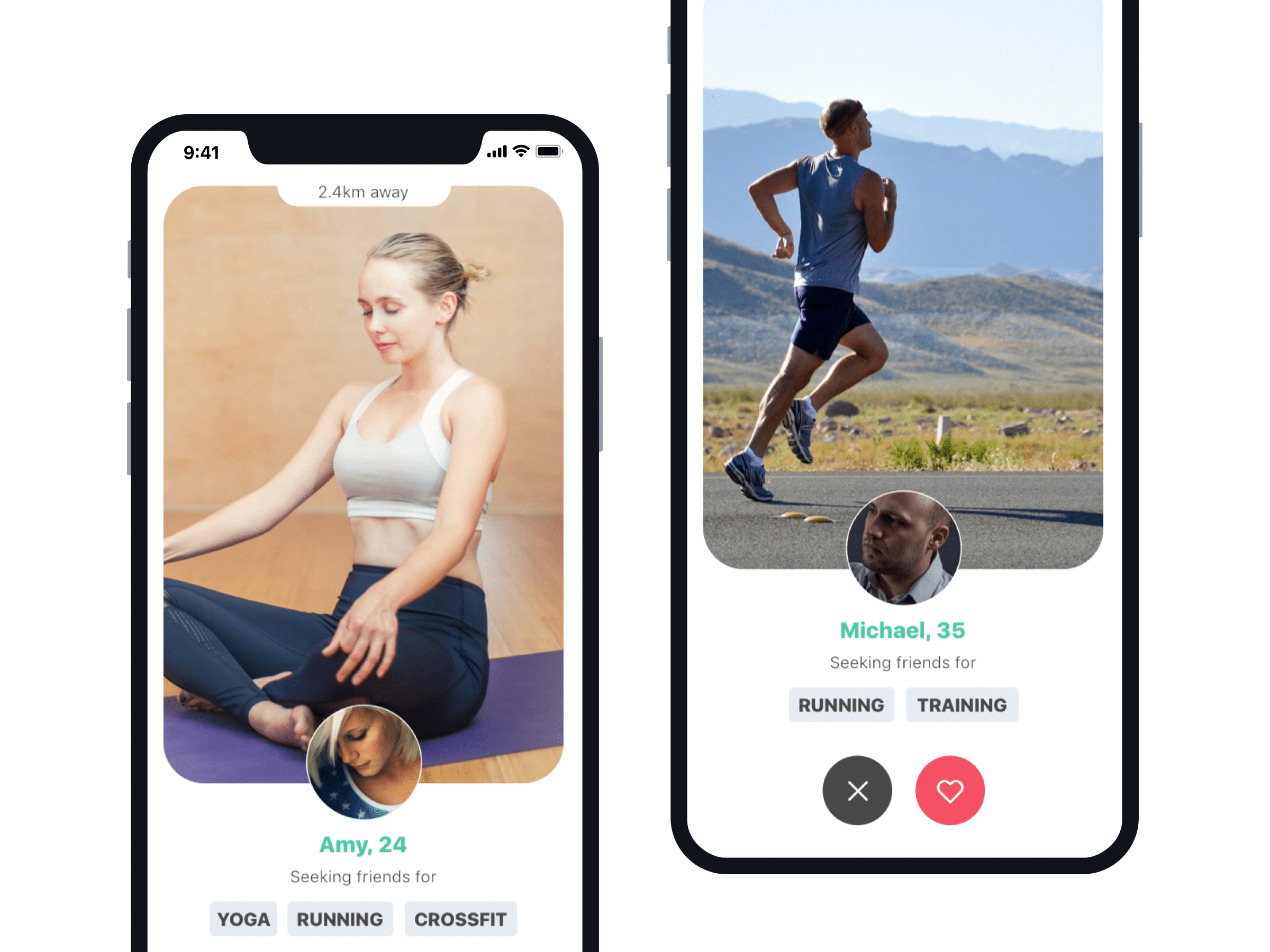Fitness Group Ui