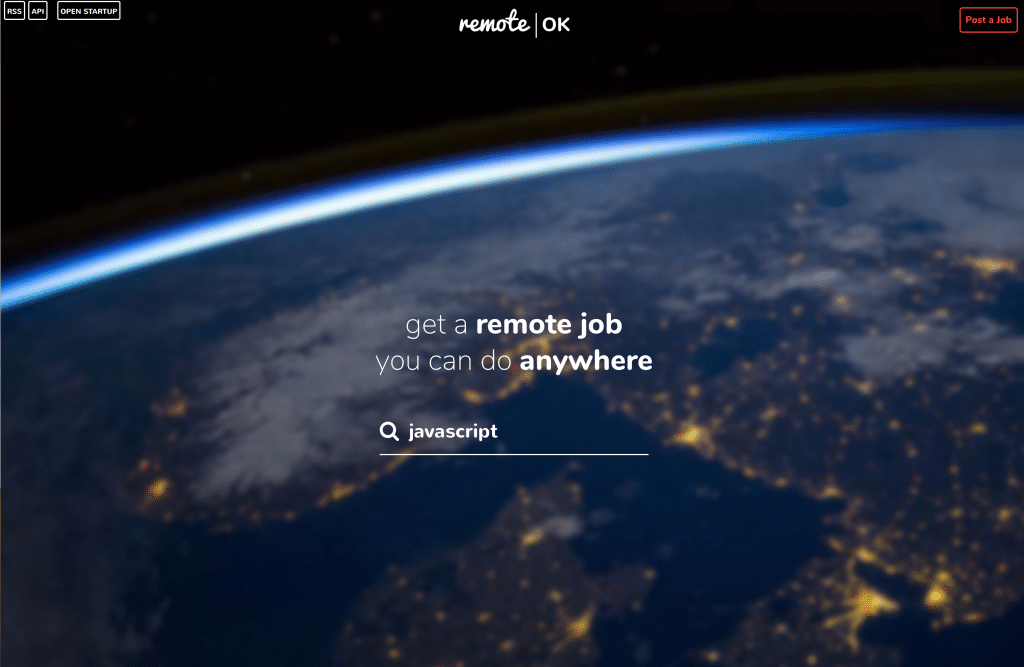 RemoteOK Jobs